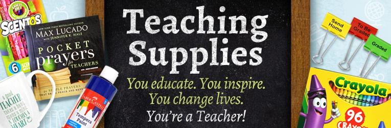 Teaching Supplies & Gifts