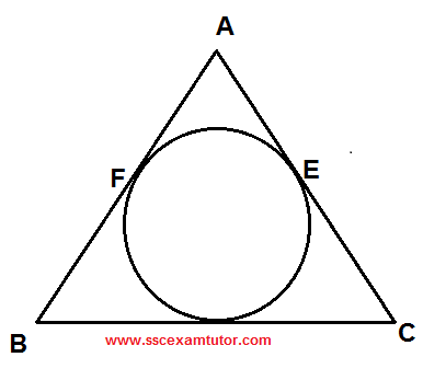 Problem based on Geometry for SSC Exam