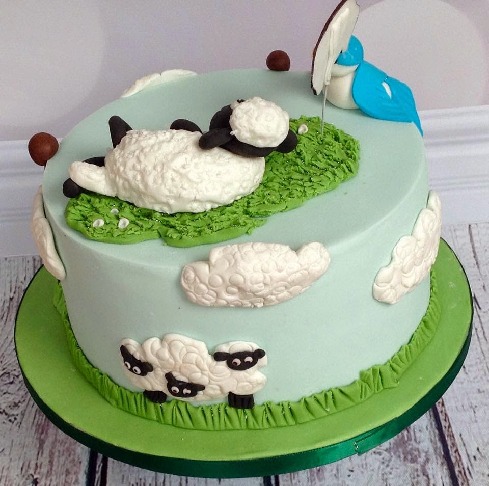 The Perfectionist Confectionist Magda And Shaun The Sheep