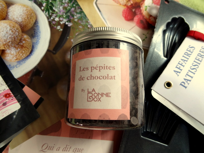 pepites de chocolat kaoka
