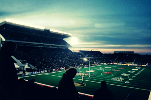 Appealing After Id Lost All The Feeling In My Feet End Edmonton Won And I Think Pocketed A Few Bucks On Horse Races