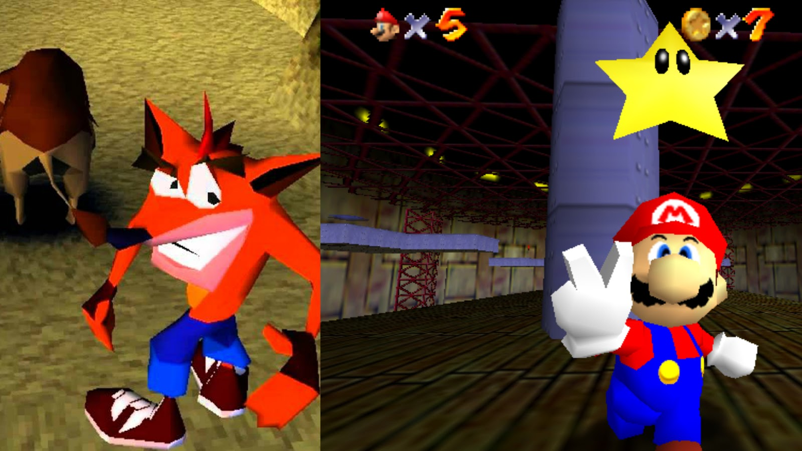 Nintendo N64 vs Sony PlayStation 4: 33 facts in comparison