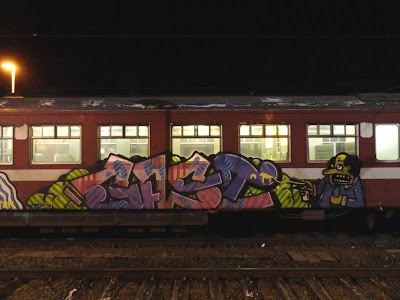 gast graffiti