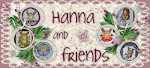 I WON HANNA AND FRIENDS CHALLENGE  # 163
