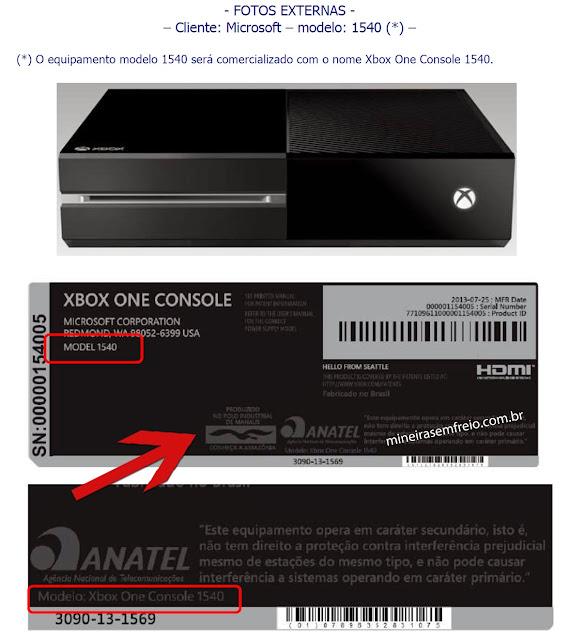 Xbox One produzido em Manaus - Blog Mineira sem Freio