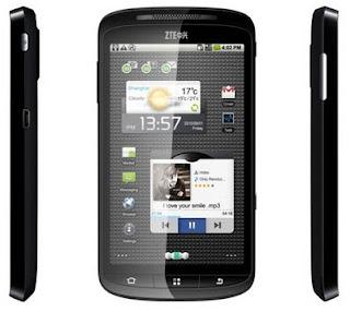 Gambar ZTE Skate Ponsel Android Murah Layar 4.3 Inch