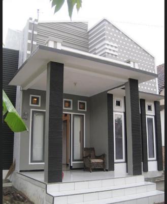 Model Atap Teras Rumah Minimalis