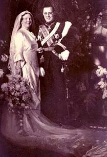 Juliana des Pays-Bas 1909-2004 et Bernhard de Lippe-Biesterfeld 1911-2004