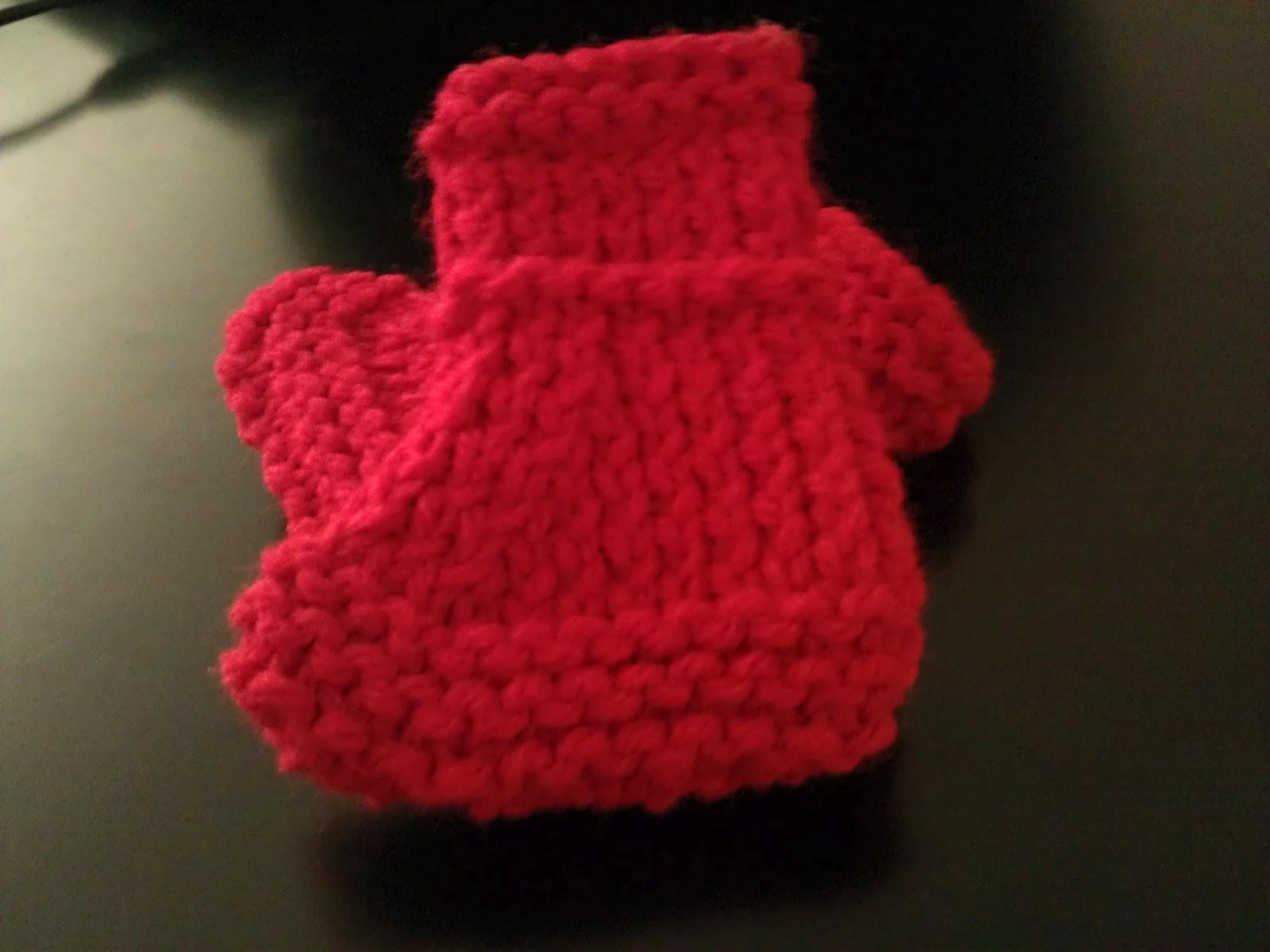 The Crafting Diva: Free Knitting Pattern: Preemie/Newborn Booties