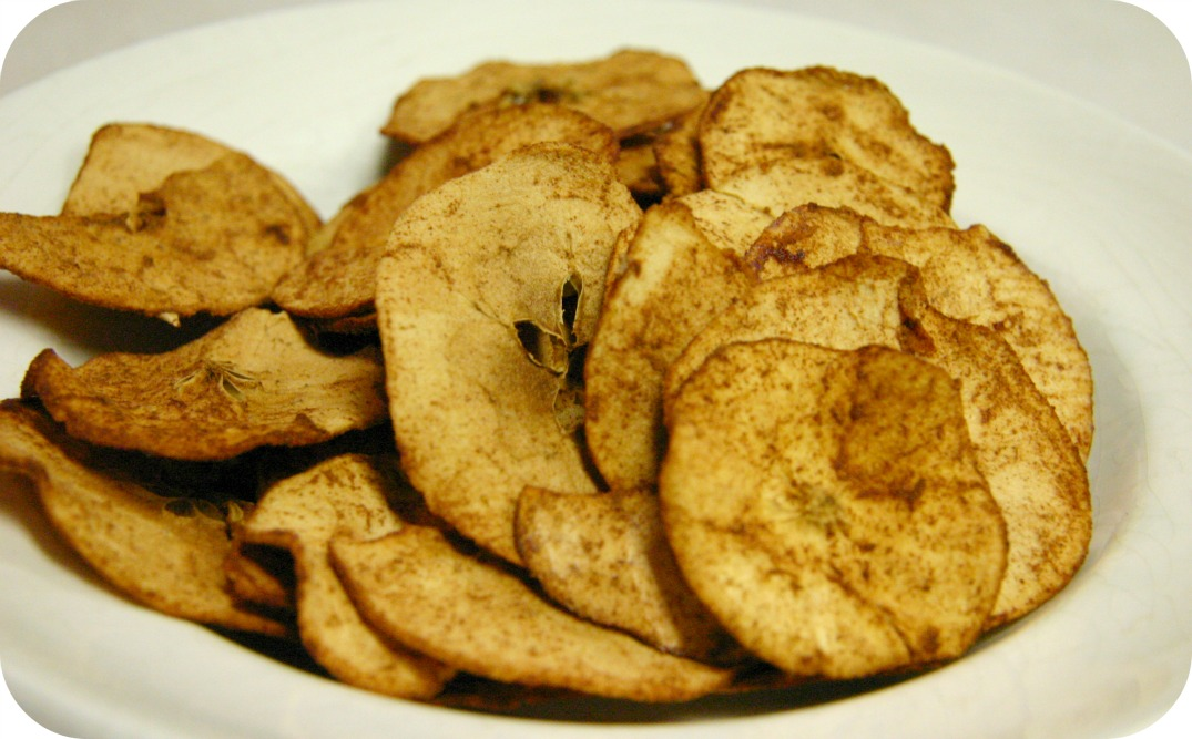 Made It! Monday - Apple Chips