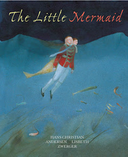 The Little Mermaid by Hans Christian Anderson retold by Lisbeth Zwerger