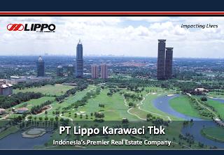 Loker terbaru Hotel PT Lippo Karawaci September 2013