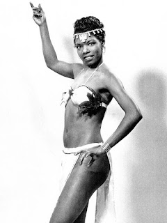 Half Naked Maya Angelou Bikini Photos