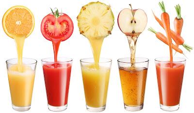 Fresh juice? Yes, please!