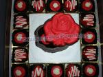 Coklat Box Floral saiz 's'