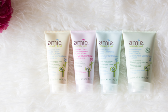 amie skincare moisturizer daily wash and mask review