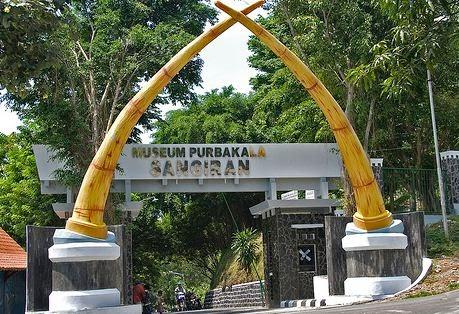 Museum Manusia Purba - Sangiran