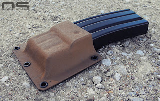 custom kydex mag carrier for sale