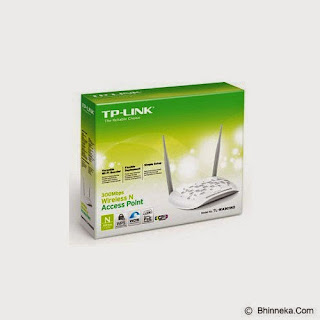 TP-LINK Wireless-N Access Point TL-WA801ND