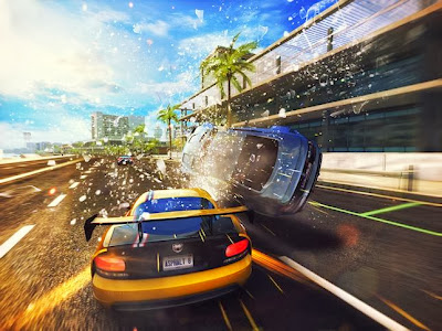 game Asphalt 8.