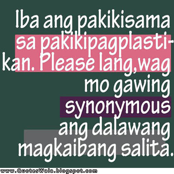 Tagalog Love Quotes | Daily Quotes at QuotesWala