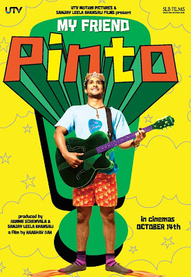 My Friend Pinto First Look