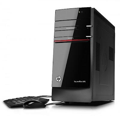 Desktop PC for Gamer HP Pavilion H8-1180JP
