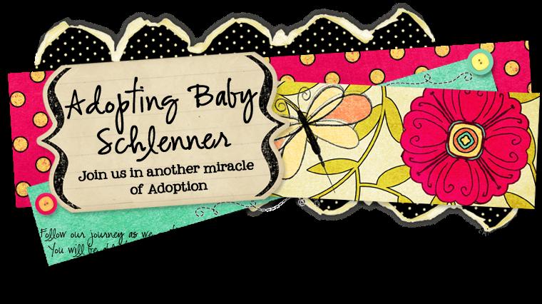 Adopting Baby Schlenner