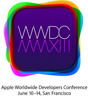 WWDC 2013 Media Event Logo