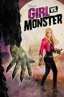 Girl Vs. Monster [2012] [NTSC/DVDR] Ingles, Español Latino