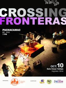 FESTIVAL CROSSING - FRONTERAS