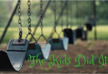 Visit Our October Giveaway Co-Host ~ The Kids Did It