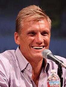 Dolph Lundgren Chemical Engineer