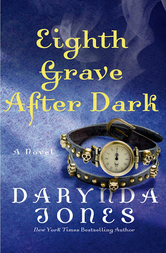 Book Review: Eighth Grave After Dark (Charley Davidson, Book 8), By Darynda Jones