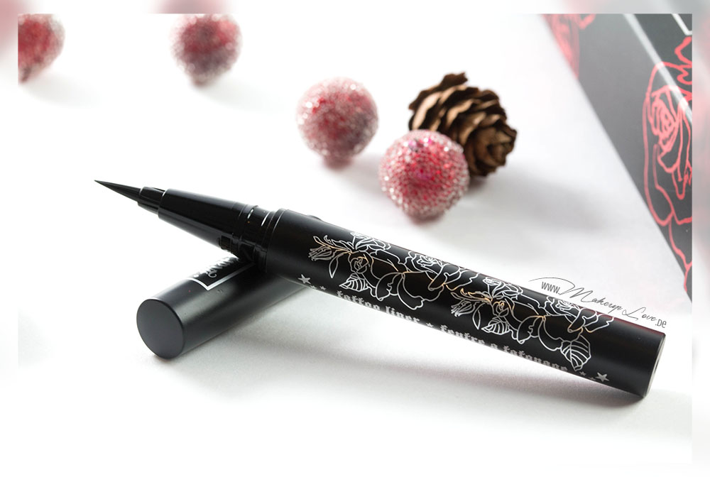 Kat von D Tattoo Liner Ink black