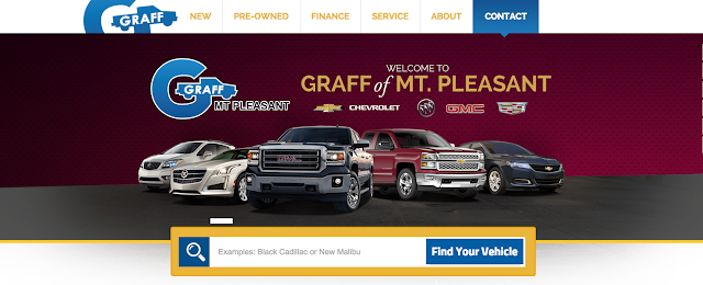 Check Out Our New Graff Mt. Pleasant Portal Site