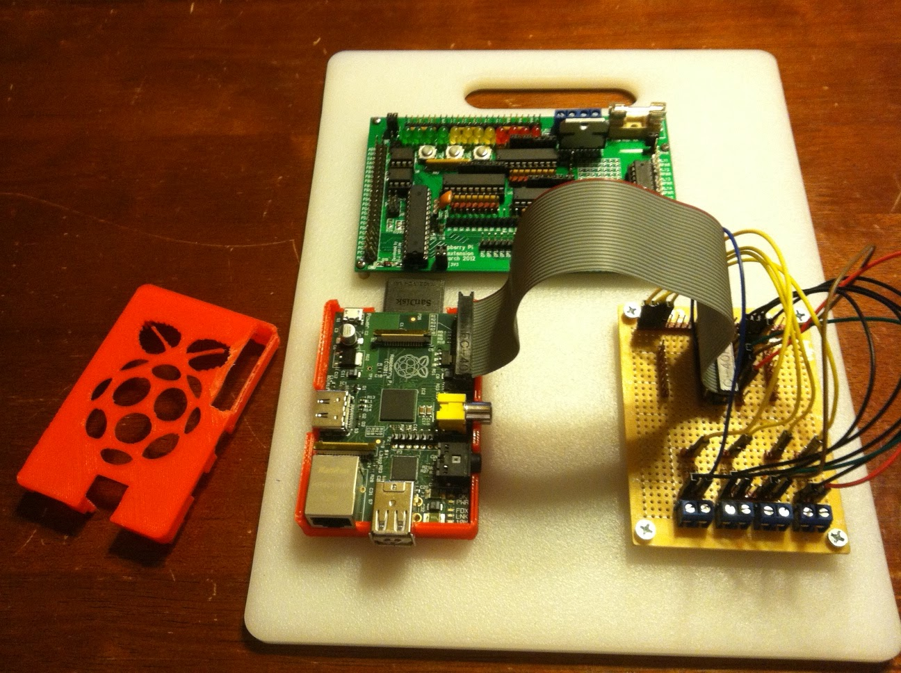 Raspberry Pi Python Adventures Making Your Own Raspberrypi Gpio Cable Wiringpi For Beaglebone
