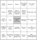 Books on the Nightstand Summer Bingo Cards are available!