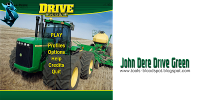 John Dere Drive Green PC Game Free Download