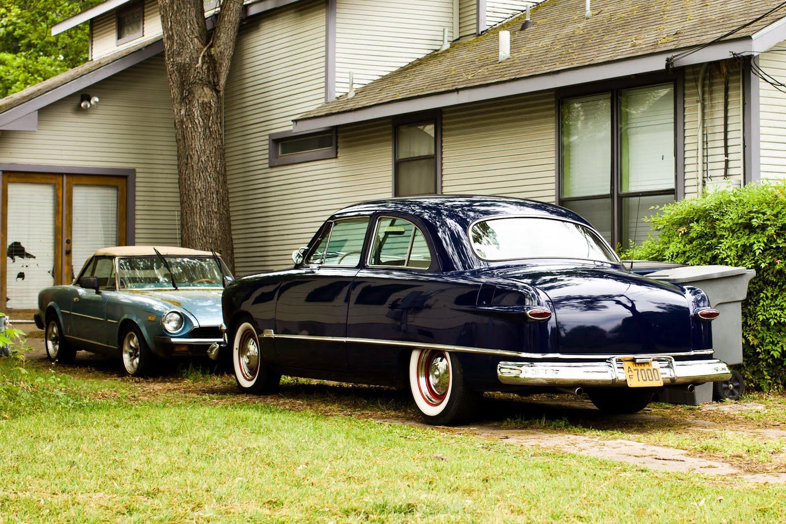 The street peep 1950 ford 2 door sedan for 1950 ford sedan 2 door