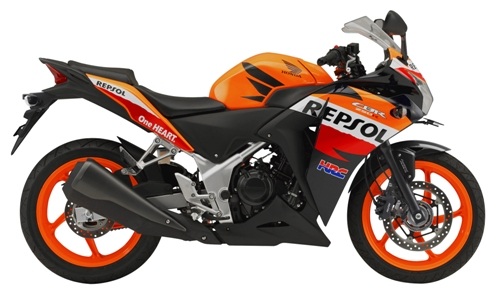 HOnda CBR250R (ABS) Repsol Edition