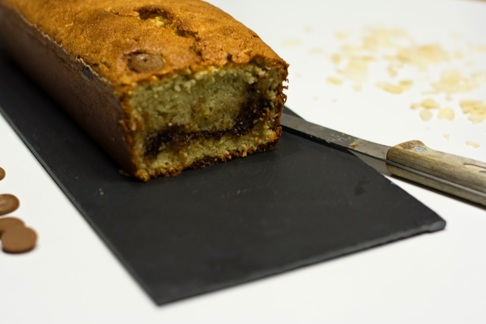 Dans la cuisine de misstinguette cake infiniment vanille for Cake au chocolat pierre herme
