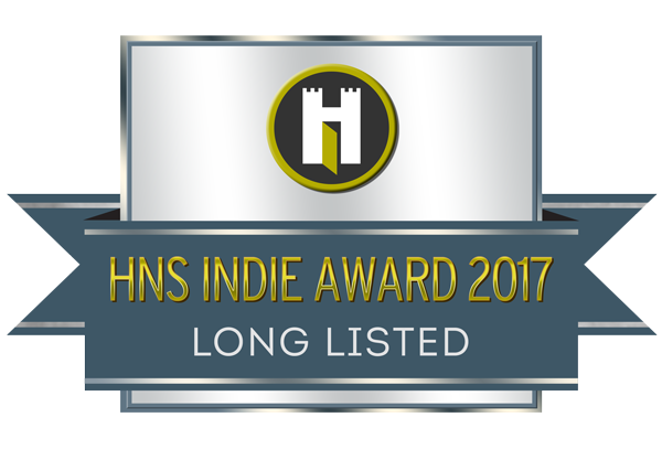 Long Listed HNS Indie Award 2017