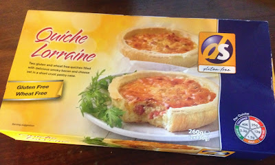 ds gluten free quiche lorraine