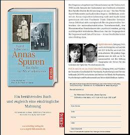 """Sigrid Falkenstein, Frank Schneider: """"Annas Spuren"""""""