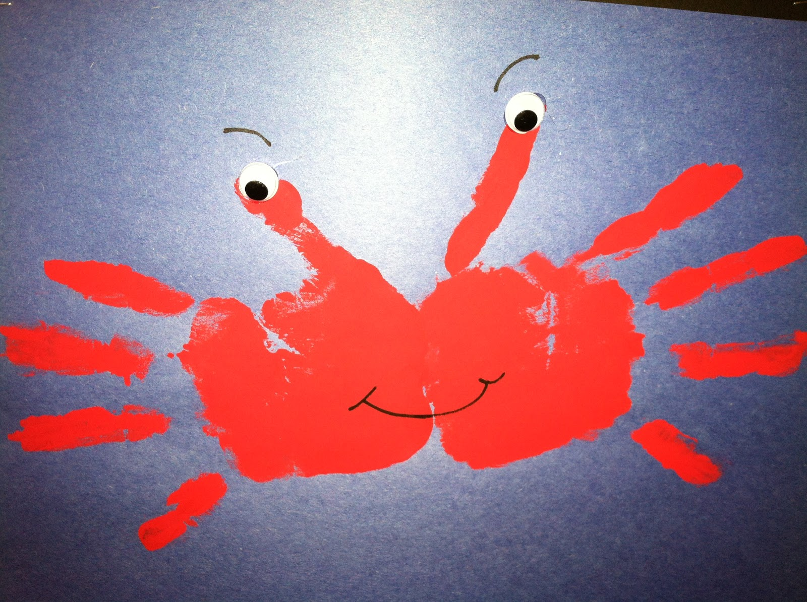 Let 39 s talk with whitneyslp under the sea crafts for Sea life arts and crafts