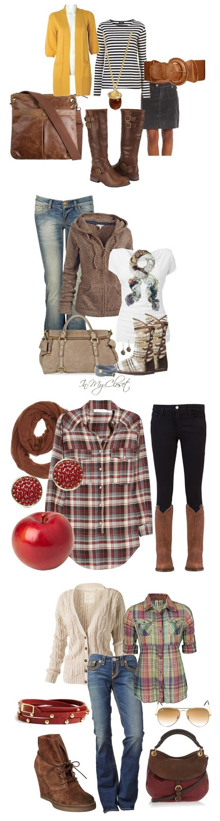 Fall Fashion ||  Fall Outfit Ideas  ||  Click through to see sources