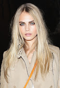 Style Inspiration/Major Eyebrow Envy: Cara Delevingne.