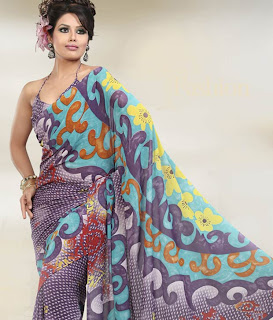 Saree Design For This Year Eid+(5) Eid Collection Saree Design