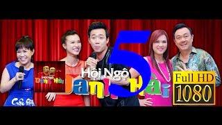 HỘI NGỘ DANH HÀI 2015 - TẬP 2 - FULL HD